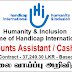 Vacancy Announcement - Humanity & Inclusion - New Name of Handicap International (HI)