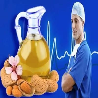 فوائد زيت اللوز لصحتك