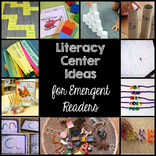Ten Fabulous Literacy Ideas for Kids