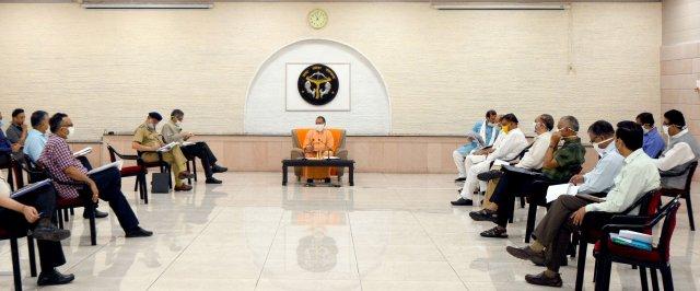 कोविड चिकित्सालयों की व्यवस्थाओं को सुदृढ़ बनाए रखने के निर्देश दिए -मुख्यमंत्री योगी                                                                                                                                                   संवाददाता, Journalist Anil Prabhakar.                                                                                               www.upviral24.in