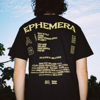 Jim-E Stack - Ephemera Music Album Reviews