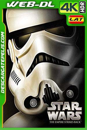 Star Wars: episodio V el imperio contraataca (1980) 4k HDR WEB-DL Latino – Ingles