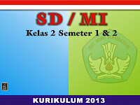 RPP SD/MI KELAS VI KURIKULUM 2013