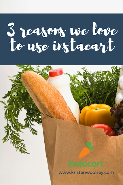 3 Reasons to Love Instacart!