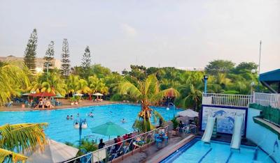 Kolam Renang Di Medan, Kolam Renang Cemara Asri, Liburan Di Kolam Renang Cemara Asri