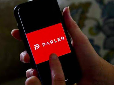 Apple and Google Play withdraw Parler, used by right-wing extremists