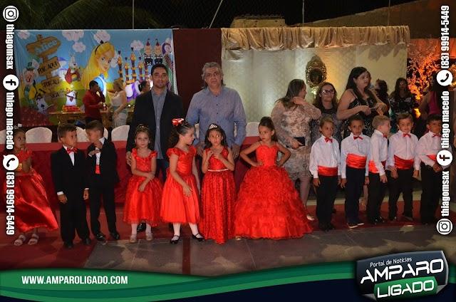 Confiram as fotos da Formatura das turmas concluintes do ABC da Escola Juvenal F. de Brito e Ildefonso A. da Silva