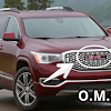 Detroit Auto Show 2017 : 2017 GMC Acadia - First Drive Review