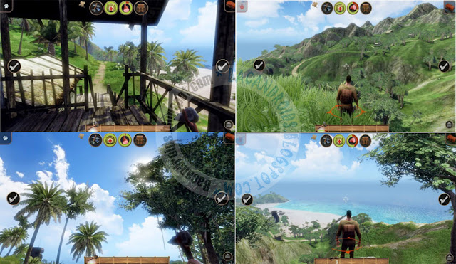 Download Game radiation Apk Mod Terbaru v1.1.8 Unlocked Island