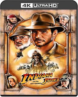 Indiana Jones and the Last Crusade [1989] [UHD] [Castellano]