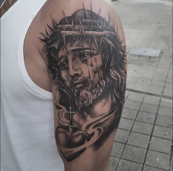 Christian Tattoos with meaning