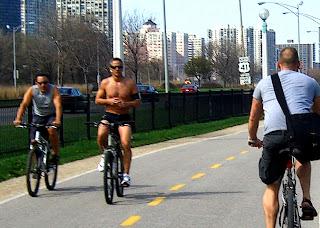 diet dengan bersepeda