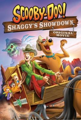 Scooby Doo Shaggys Showdown (2017) สคูบี้ดู ตำนานผีตระกูลแชกกี้