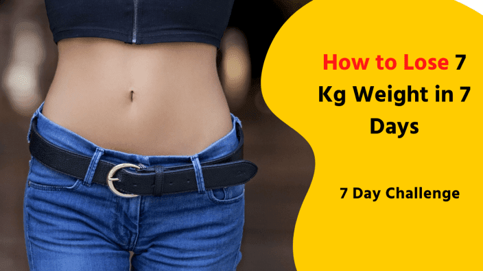 Weight lose in 7 days | Weight lose for girls