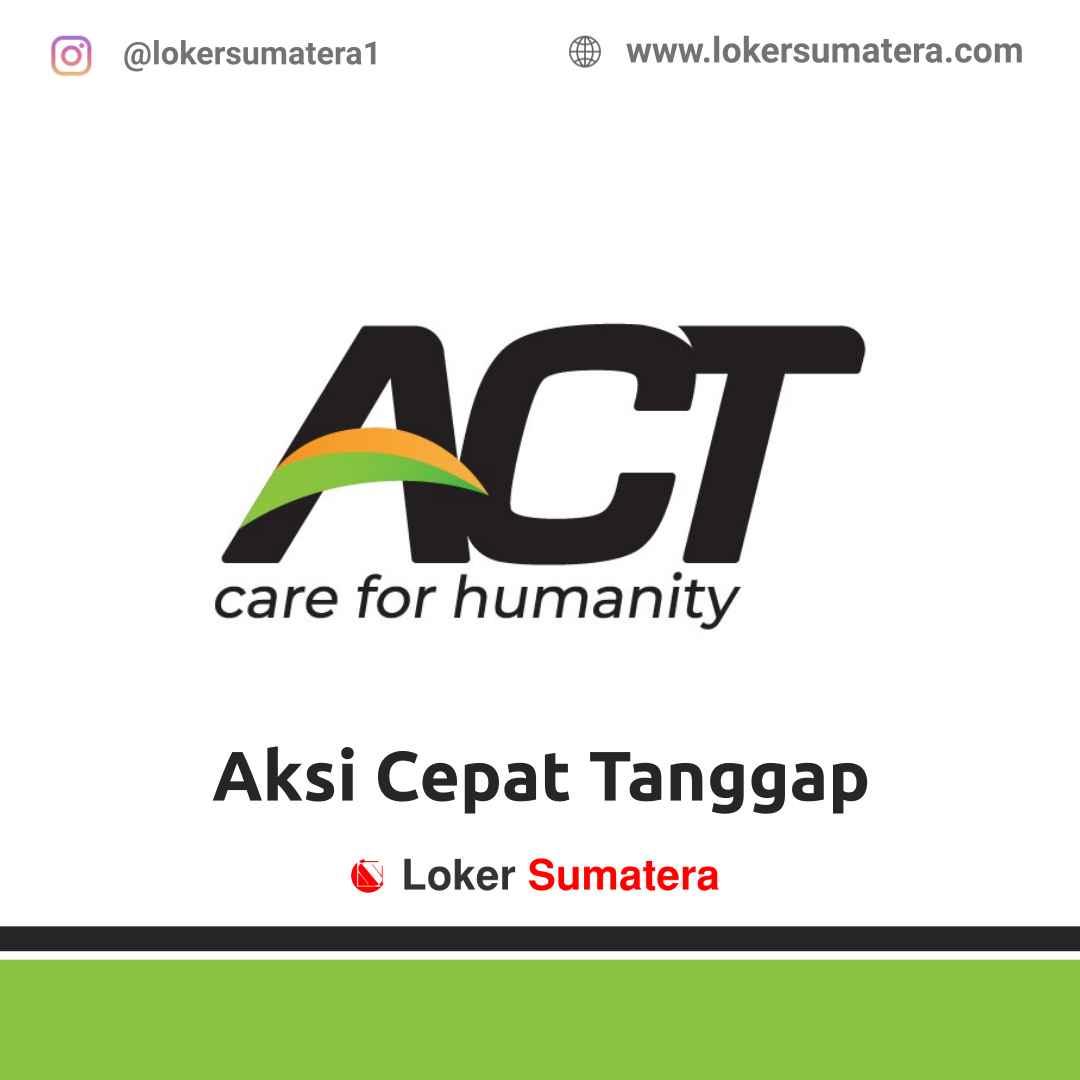 Lowongan Kerja Banda Aceh: Aksi Cepat Tanggap April 2021