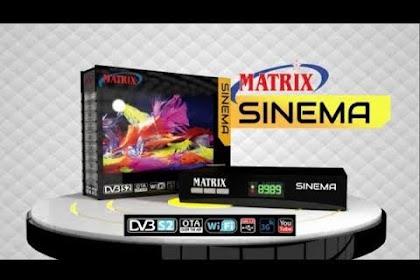 Matrix Sinema bisa isi Paket 1 Agustus 2019