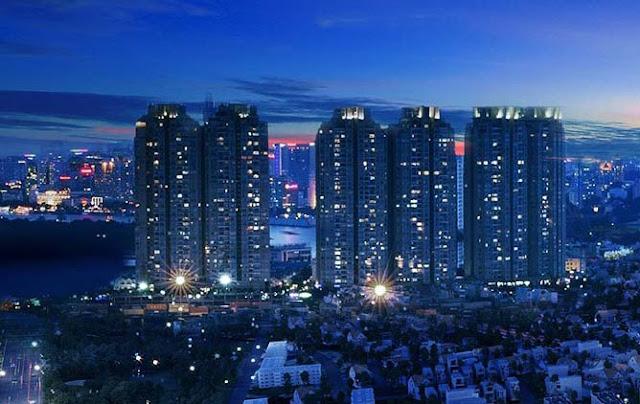 Giá bán Saigon Pearl 2020 có gì mới