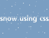 falling snow, snow, winter background, blogger