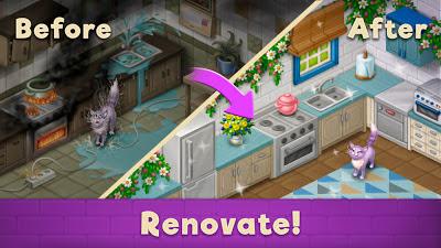 تحميل لعبة الالغاز  Mansion Blast APK النسخة المهكرة للاجهزة الاندرويد باخر تحديث
