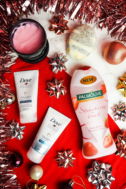 Favourite shower routine products