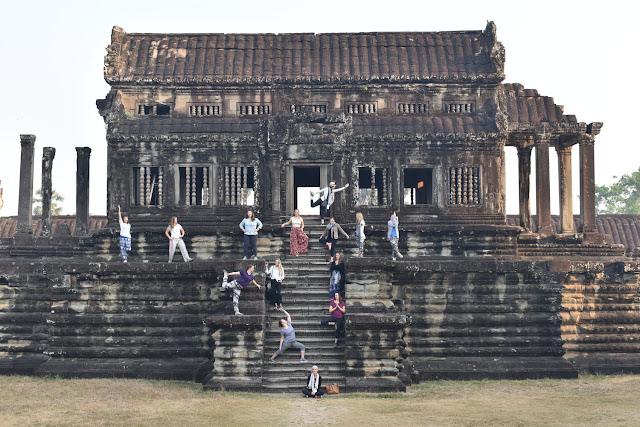 Yoga Retreat in Siem Reap