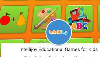 Game Edukasi Anak 3 Tahun