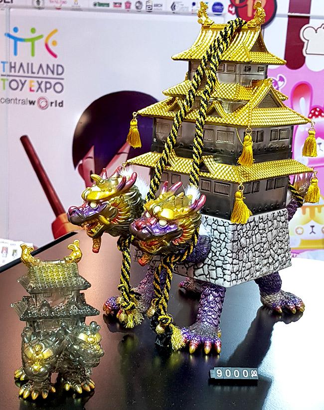 BlackSeed Toys by Kenneth Tang via: YellowMenace blog