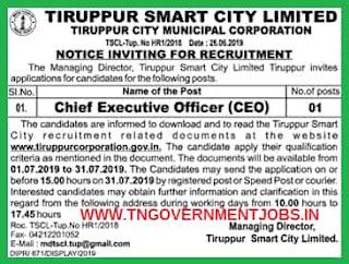 tiruppur-smart-city-recruitment