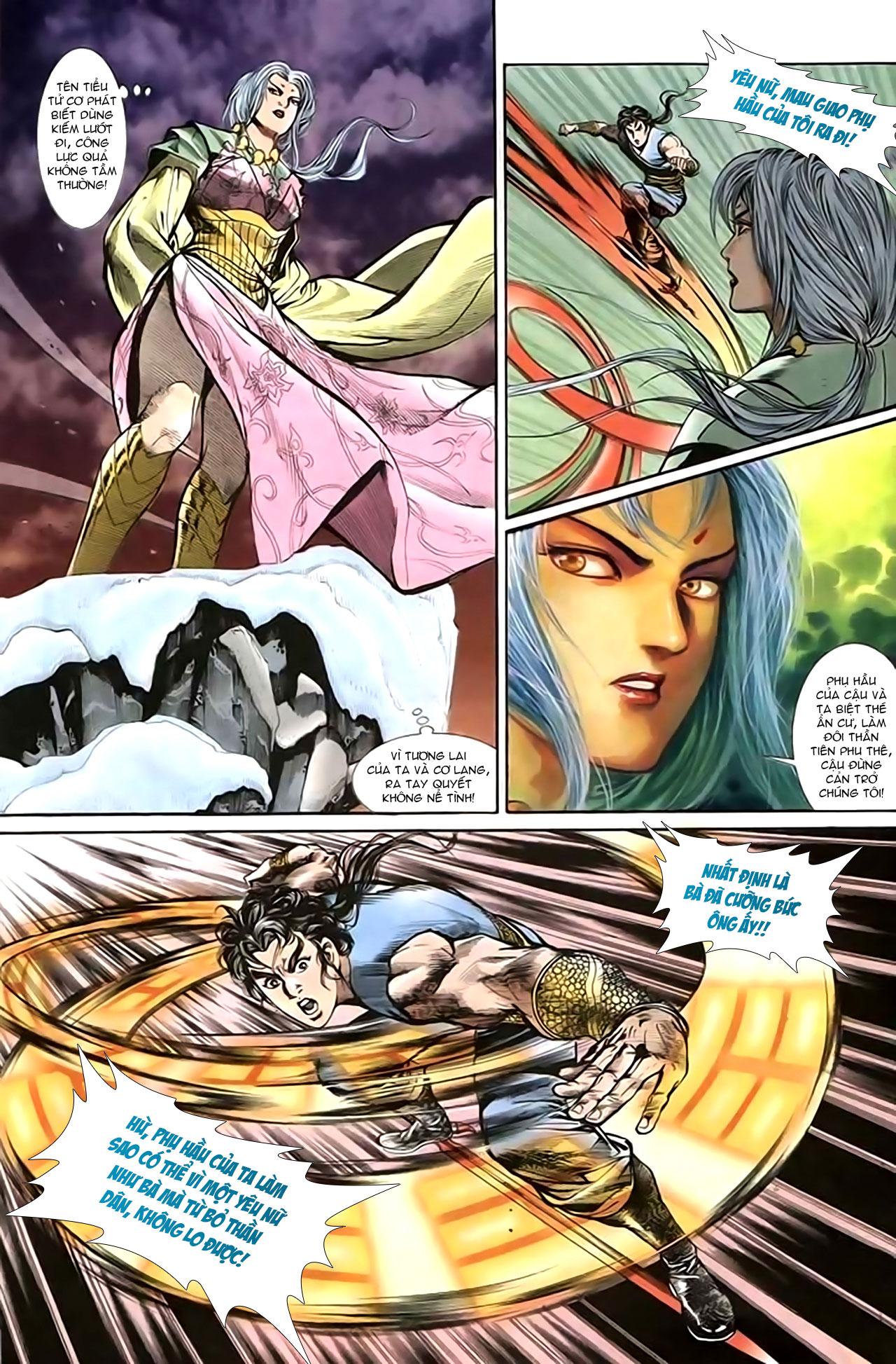 Cơ Phát Khai Chu Bản chapter 143 trang 7