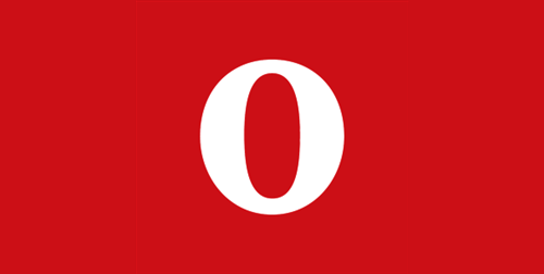 Opera Mini Windows Phone Logo
