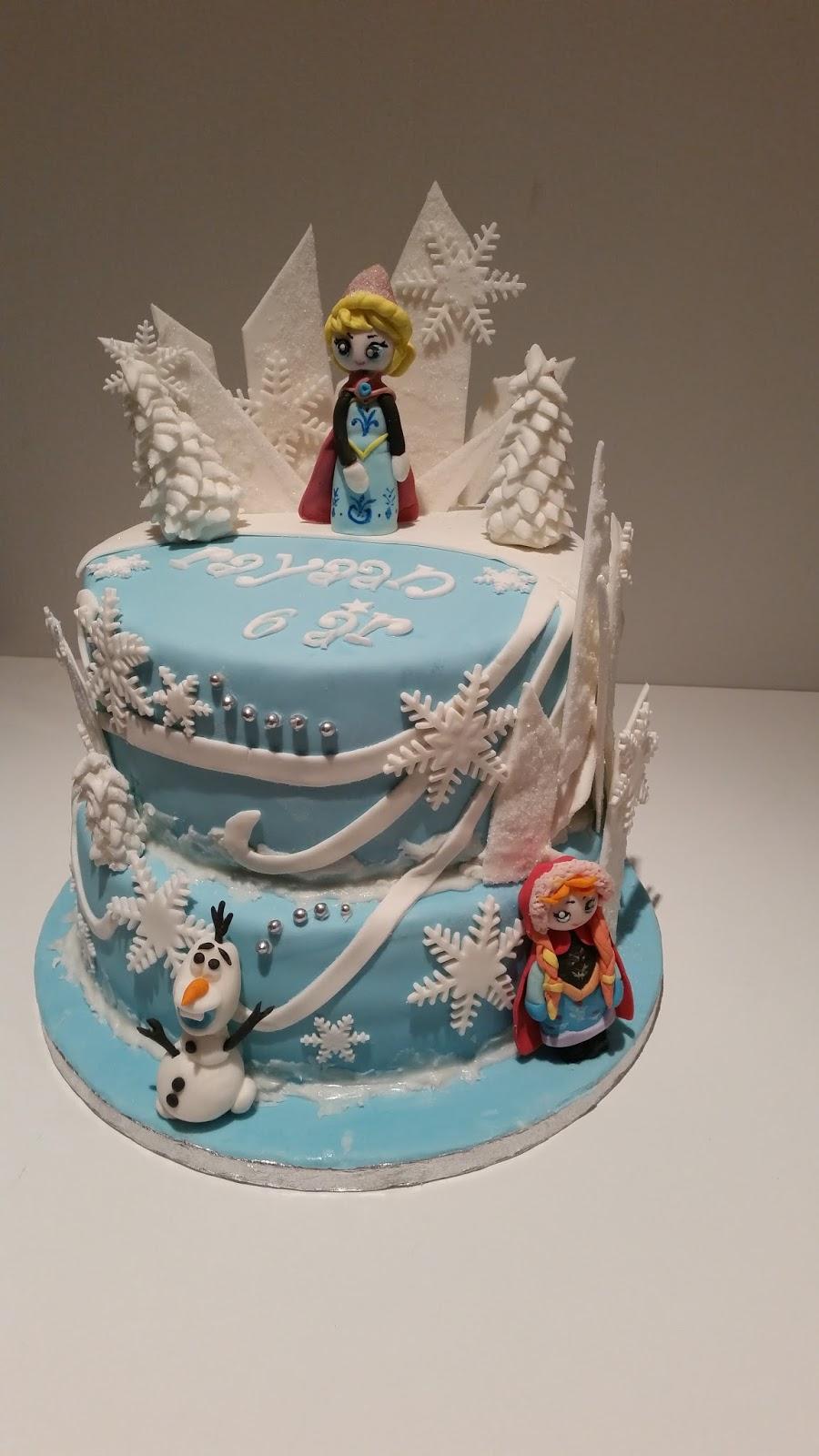 Gogabakar Frost T 229 Rta Frozen Cake