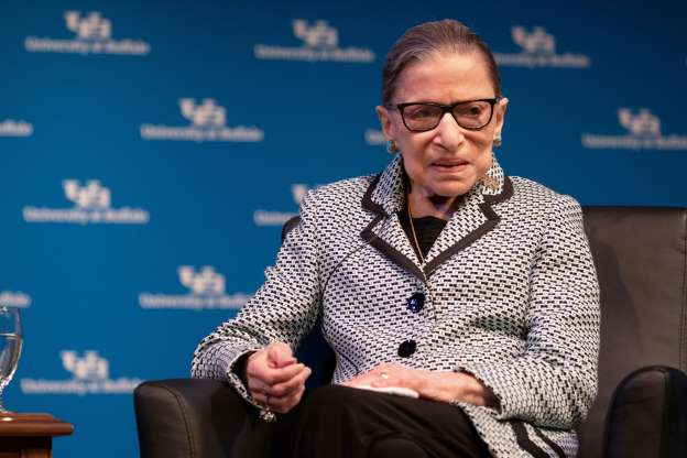 Trailblazing U.S. Supreme Court Justice Ginsburg dies; succession battle looms