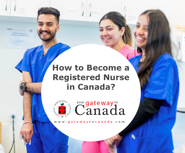 How do Internationally Education Nurses (IENs) become Nurses in Canada (British Columbia)?