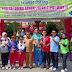 Hari Pahlwan Dimeriahkan Gerak Jalan Tepat Waktu Siswa Sekolah Di Payakumbuh