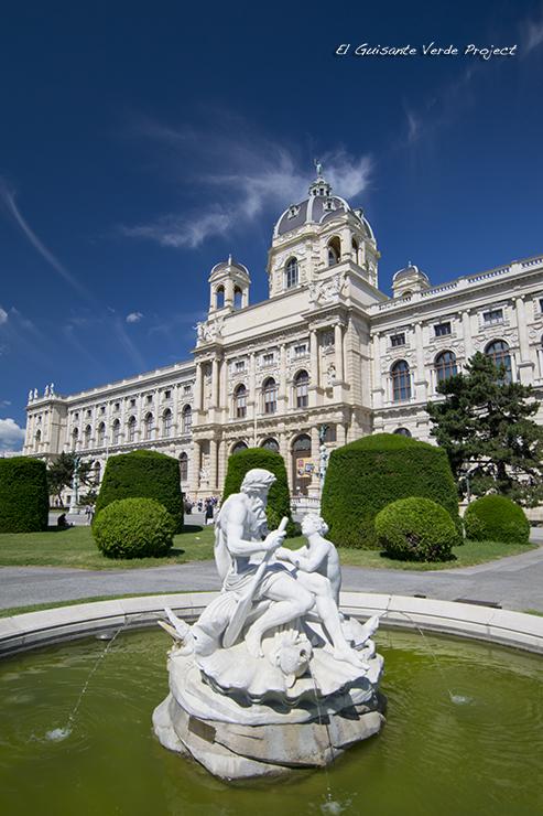 Museo de Historia Natural - Viena por El Guisante Verde Project