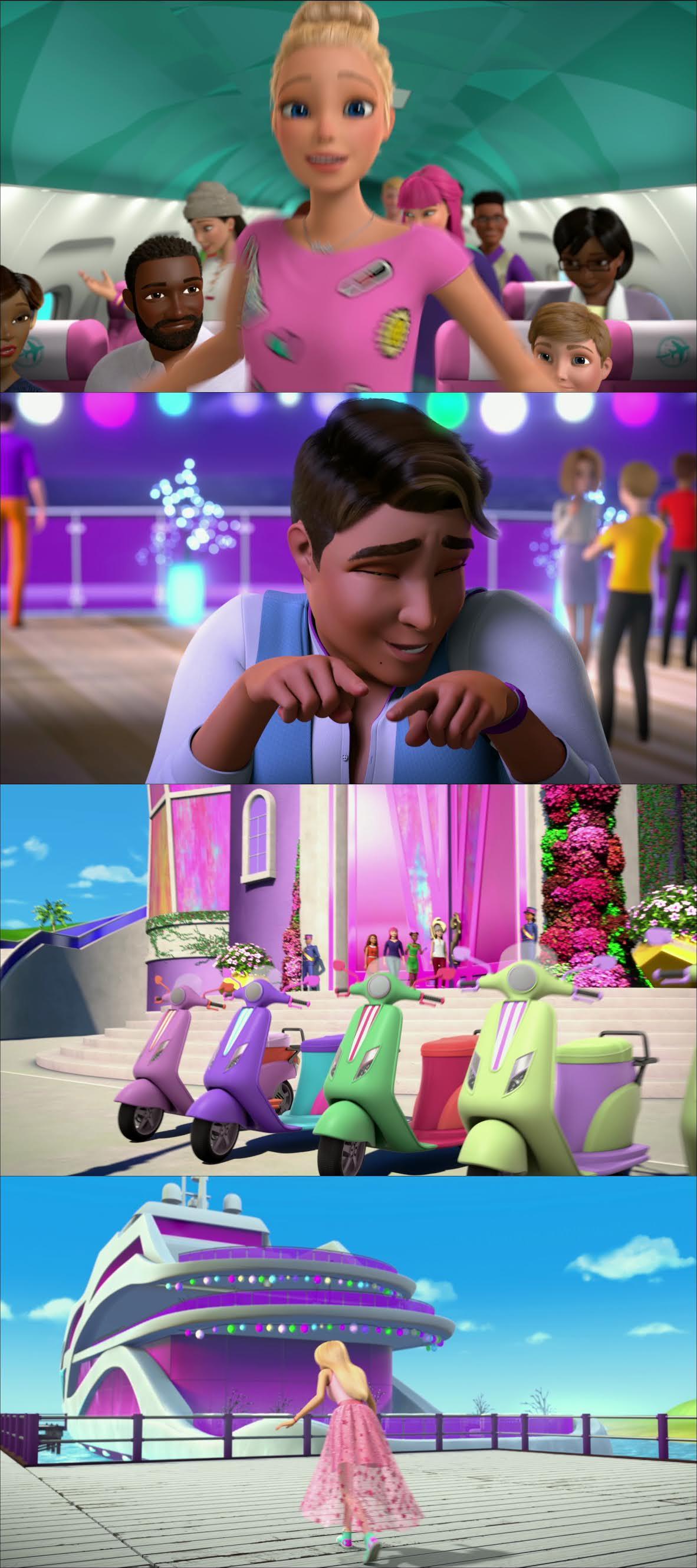 Barbie Princess Adventure 2020 HD 720p Latino