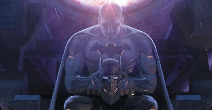 UM POUCO SOBRE O BATMAN DE FUTURE STATE