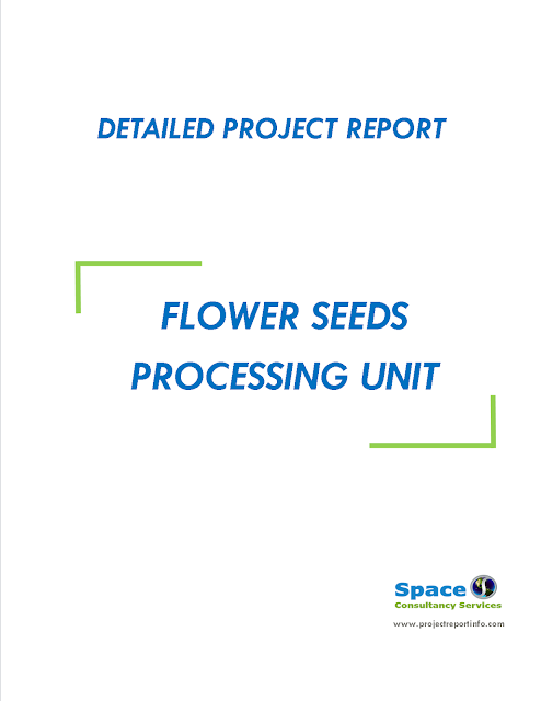 Project Report on Flower Seeds Unit