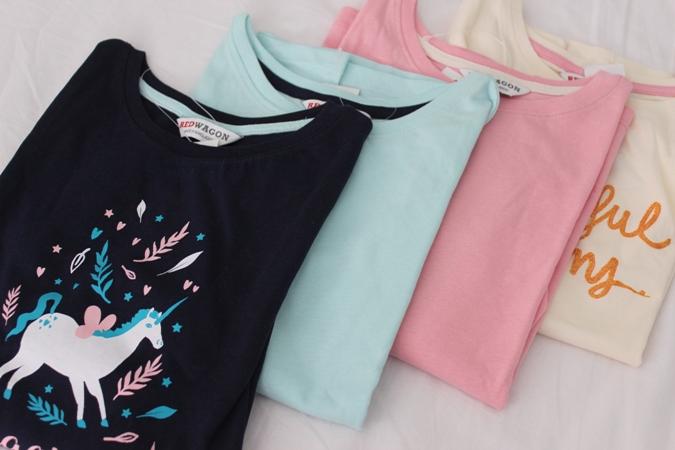 Comprar camisetas de niña baratas