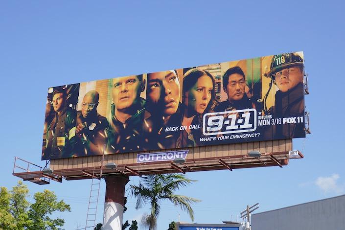 911 season 3 part 2 billboard