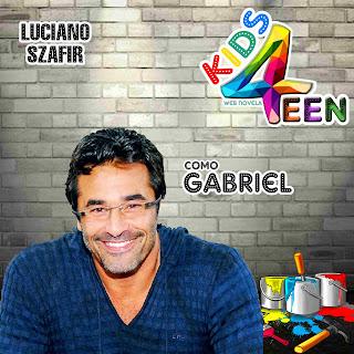 Ator Luciano Szafir integra o elenco de Kids 4 Teen