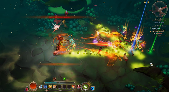 Torchlight III for PC and Nintendo Switch