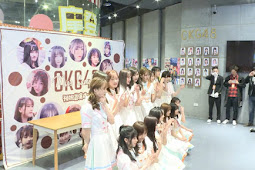 CKG48 reborn moment with 17 members