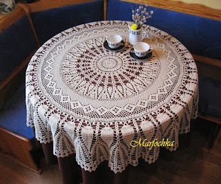 Lovely tablecloth