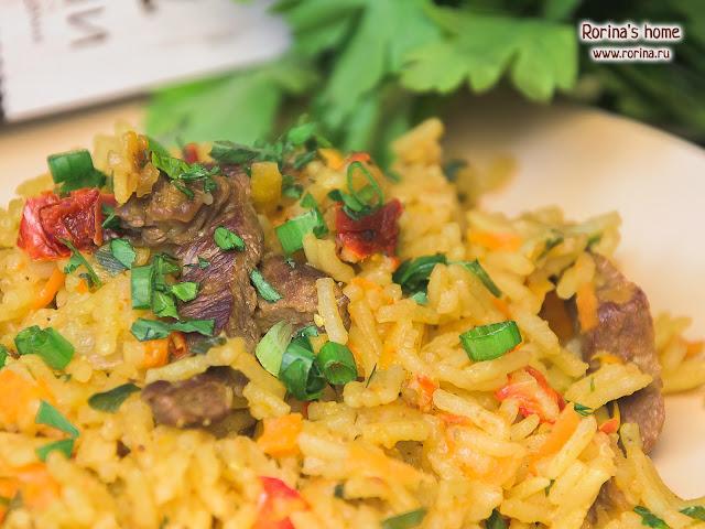 Как готовить бириани с бараниной