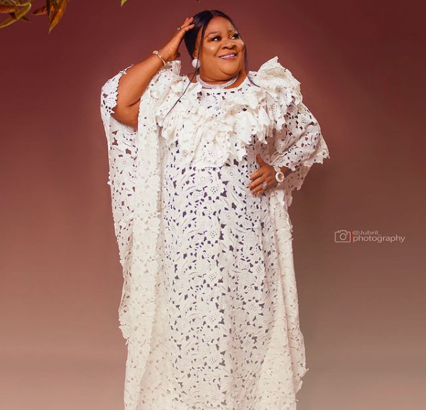Popular actress Nkechi Blessing loses her mother