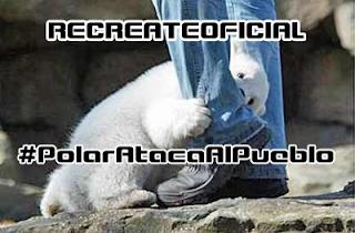 #PolarAtacaAlPueblo