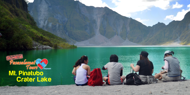 25th Philippine Travel Mart: Mt. Pinatubo Crater Lake Pasasalamat Tours