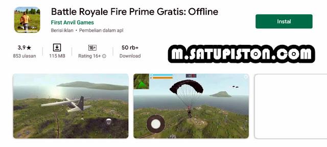 Game Mirip PUBG Offline MB Kecil: Battle Royale Fire Prime