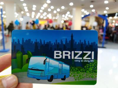 Brizzi e-Money Bank BRI